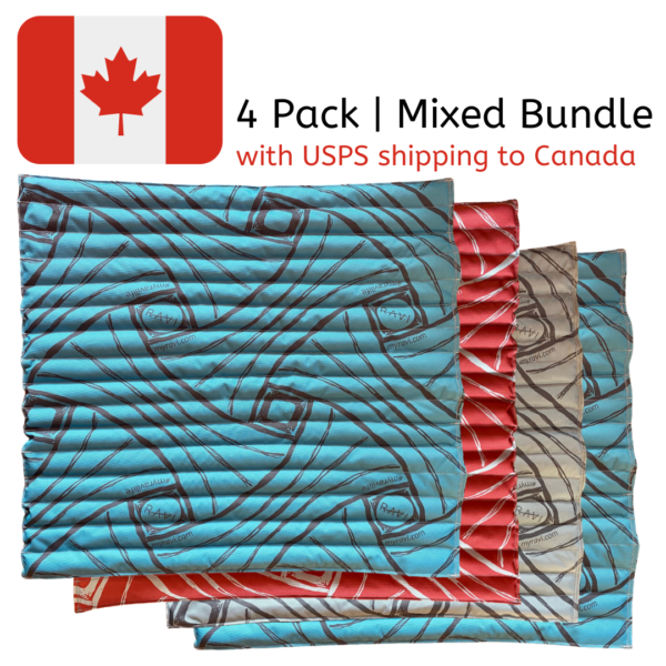 4 Pack - ships to Canada