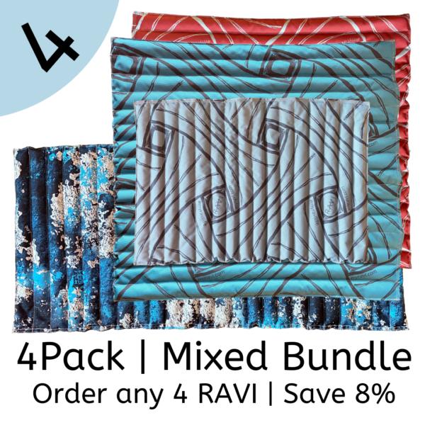 4 RAVI Quad Pack
