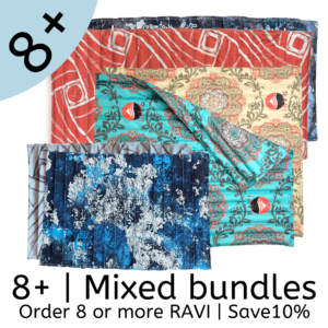 8 or more RAVI Bundle